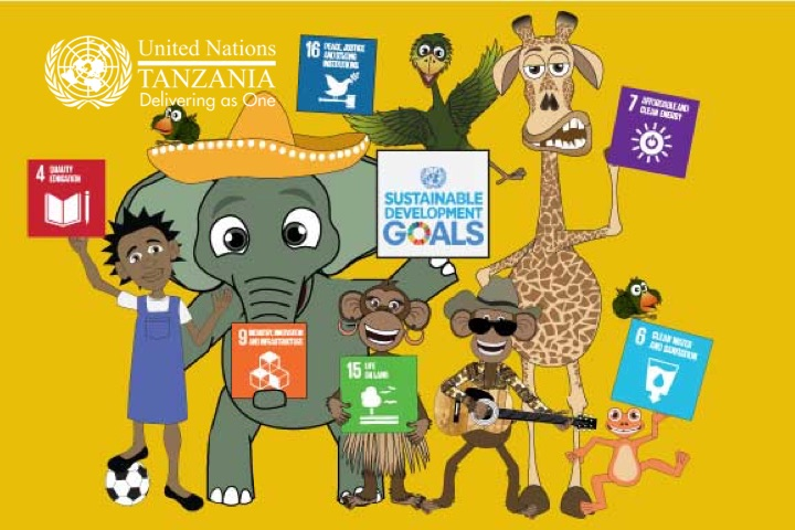 Educating Kids on the Sustainable Development Goals with the